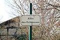 Plaque allée Échazeaux St Cyr Menthon 6.jpg