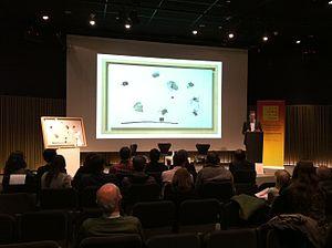 Plataforma per la Llengua - La Plataforma per la llengua. Act at MACBA Barcelona