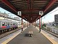 Platform of Futsukaichi Station 6.jpg