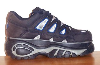 Buffalo (footwear) - Platform trainer