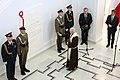 Poświęcenie tablicy upamiętniającej Prezydenta RP Lecha Kaczyńskiego w Sejmie.jpg