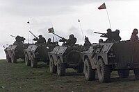 PoA Chaimite V-200 convoy DF-SD-04-08002
