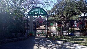 Poe Elementary School (Houston) - Poe Cooperative Nursery School