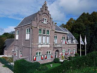 Jaarsveld Town in Utrecht, Netherlands
