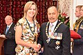 Polly Powrie MNZM investiture.jpg