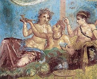 Artistic styles found in Pompeii