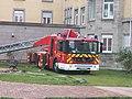 Pompiers Strasbourg - Mercedes-benz Econic-1.JPG