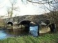 Pont Tal-sarn over Afon Aeron - geograph.org.uk - 749281.jpg