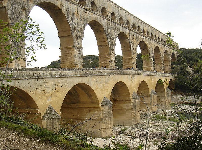 Soubor:Pont du Gard - SE.JPG