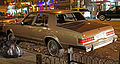 Pontiac Bonneville Model G by night rear.jpg