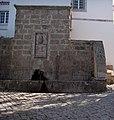 Pormenor da Vila de Ourém - Fonte.jpg