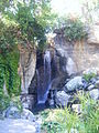 PortAventura Polynesian Waterfall.JPG