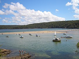 Port Hacking estuary 1.JPG