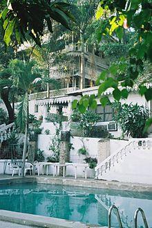 Trade In Lease Early >> Hotel Oloffson - Wikipedia