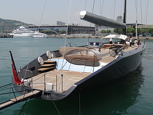 Wally Yachts - Esense, designed by William Henry Tripp III in 2006
