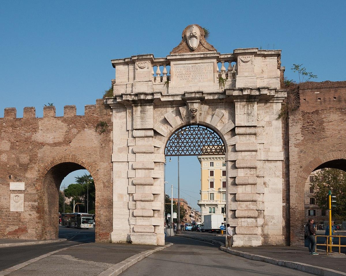Porta san giovanni roma wikipedia - Porte a roma ...
