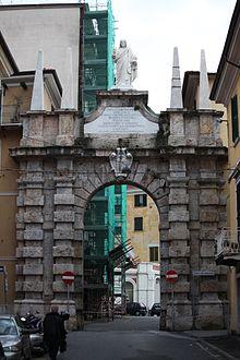 Mura di massa wikipedia - B b porta di mare ...