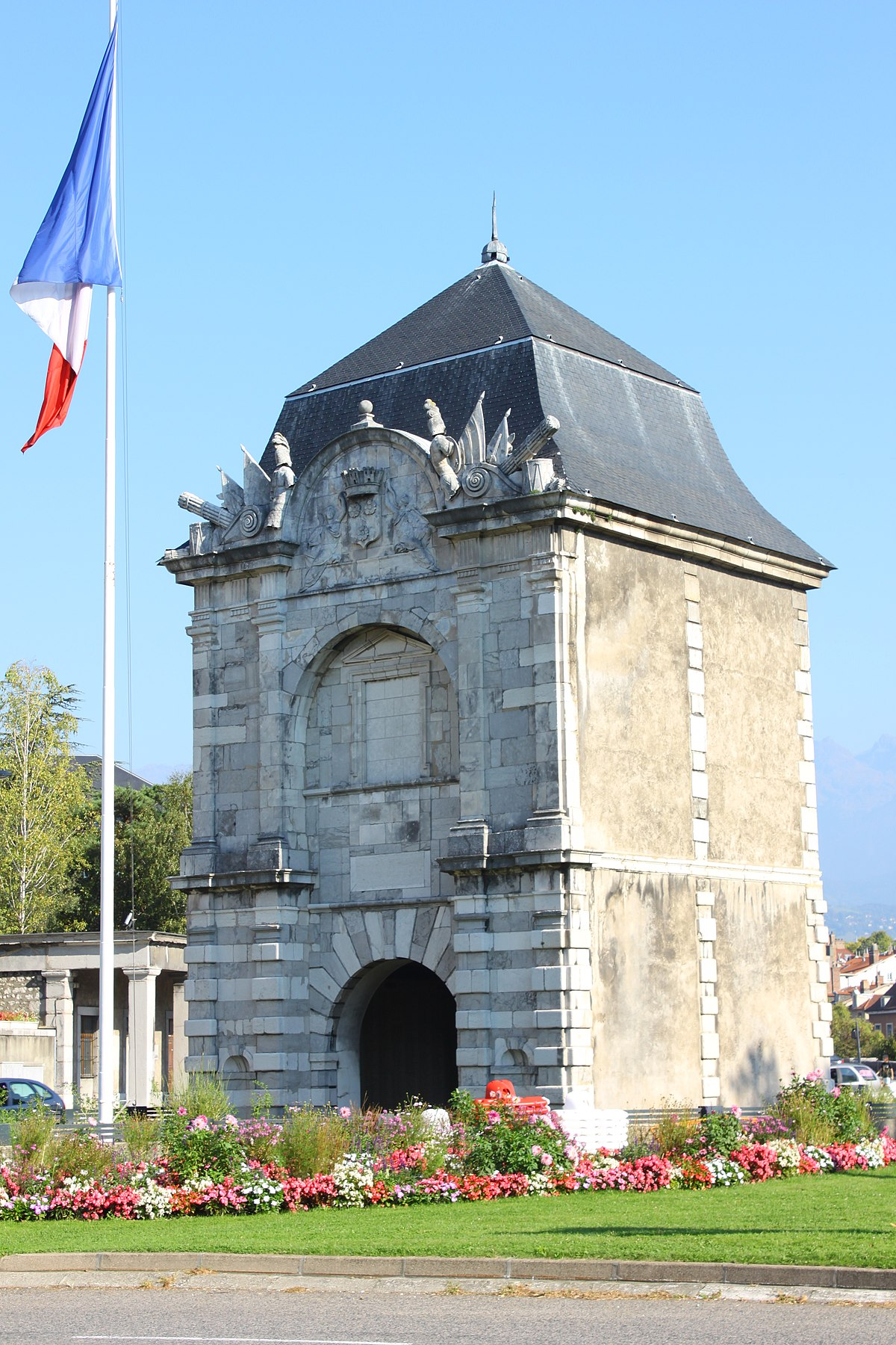 Porte de france grenoble wikip dia for Porte wikipedia