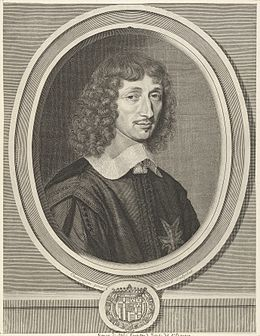 Portrait of Henri de Guénégaud, engraved by Robert Nanteuil – Metropolitan Museum of Art.jpg