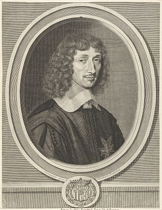 Henri de Guénégaud - Henri de Guénégaud