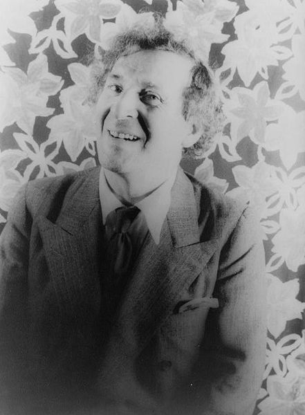 File:Portrait of Marc Chagall.jpg