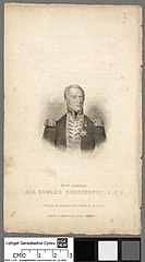 Vice Admiral Sir Edward Codrington G.C.B