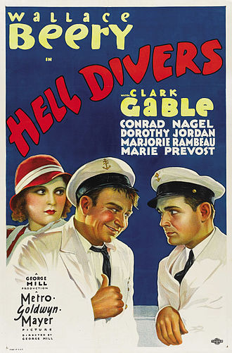 Hell Divers - Theatrical release poster