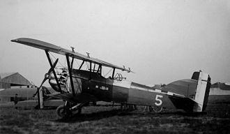 Potez 25 - Potez 25 A.2 with Salmson engine