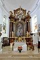 Poysdorf - Kirche, Hochaltar.JPG