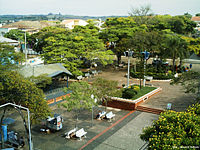 Praça Monsenhor Ribeiro - Matriz.JPG