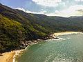 Praia do Perigoso e Praia do Meio, vistas da Pedra da Tartaruga.jpg