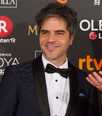 Ernesto Sevilla - Ernesto Sevilla at 32nd Goya Awards