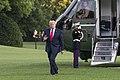 President Trump Returns from South Korea (48170582257).jpg