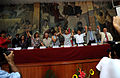 Presidente del parlamento en homenaje a las mujeres en su día (7021101811).jpg