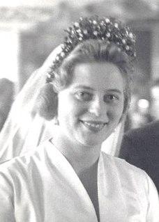 Princess Margarita of Baden Yugoslav princess