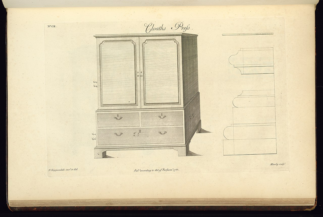 File Print The Gentleman S And Cabinet Maker S Director 1755 Ch 18282383 Jpg Wikimedia Commons