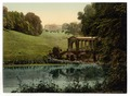 Prior Park College with Palladi-a-n Bridge, Bath, England-LCCN2002696372.tif