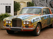 Pro-Hart-painted-Rolls-Royce