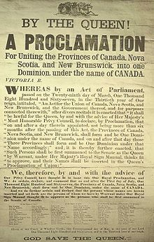 an analysis of canada east join confederation Measure them against james madison' s analysis of the federalism of the  constitution drafted  how did the fathers of canadian confederation  understand united states federalism  joining the union, would establish the  powers of the general and local  to placate the fears of the british minority in  canada east that the.