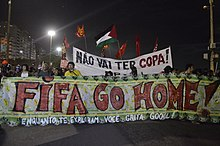 List of 2014 FIFA World Cup controversies - Wikipedia