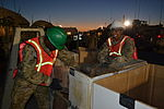 Providers help facilitate final mission for redeploying Soldiers 130330-A-JI578-006.jpg