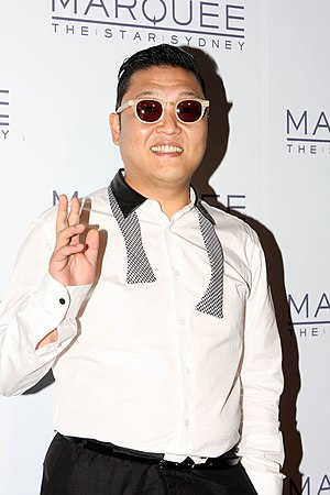 Forbes Korea Power Celebrity - Psy, singer