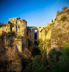 Pont neuf ronda wikip dia - El mundo andalucia malaga ...