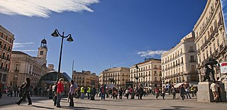Centro (Madrid) District of Madrid in Spain