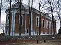 Pumpėnų bažnyčia, galinė dalis.JPG