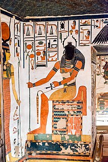 Khepri Egyptian deity of the rising sun