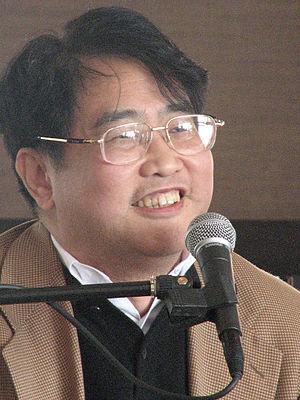 Qiu Xiaolong cover