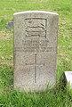 Quayle (William Thomas) CWGC gravestone, Flaybrick Memorial Gardens.jpg