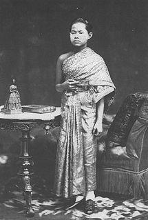 Thai queen