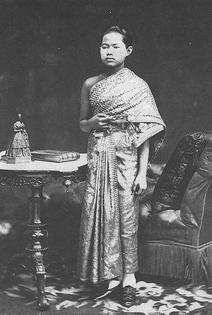 Sunanda Kumariratana - Image: Queen Sunandha of Siam